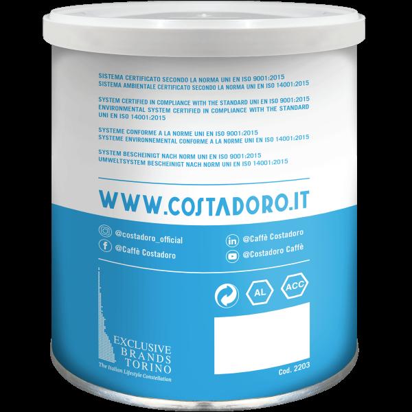 Caffè decaffeinato Costadoro in grani