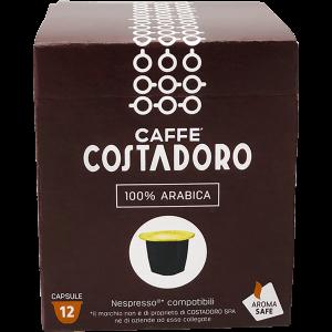 Capsule Compatibili Nespresso Arabica 144pz
