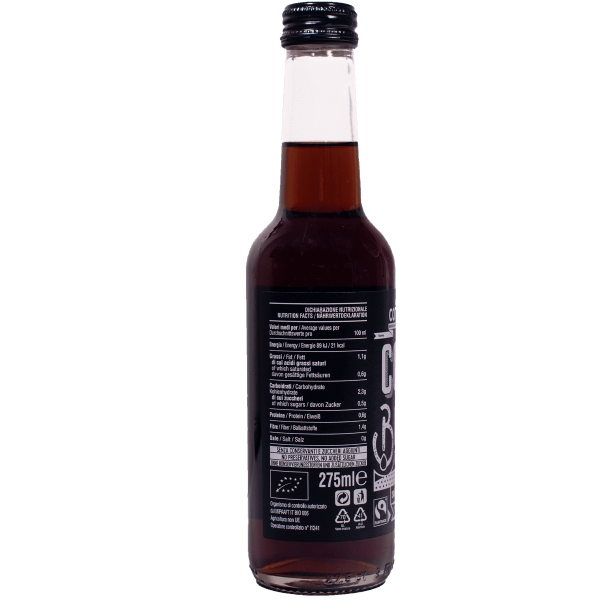 Cold Brew Coffee bottiglia 275ml