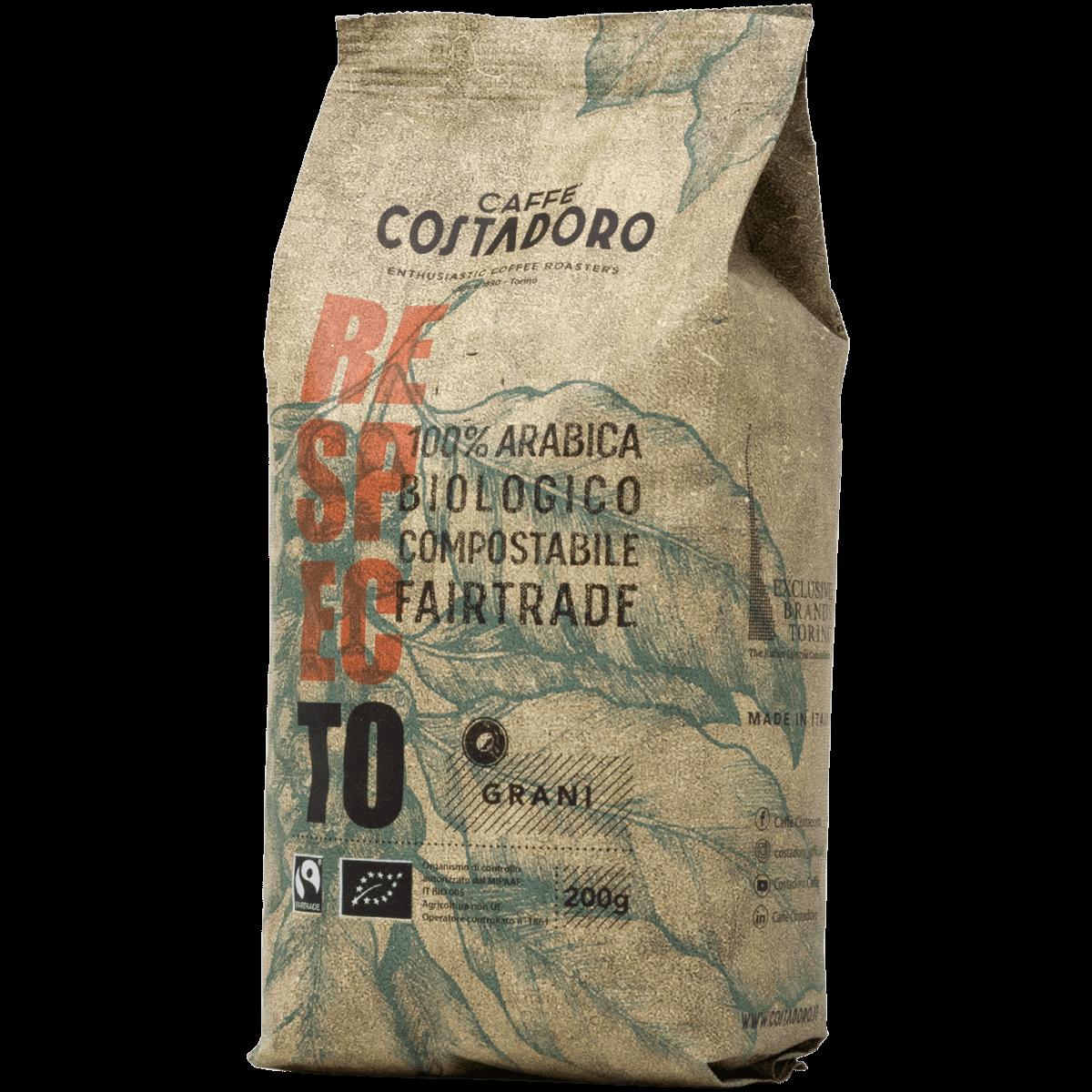 RespecTo in grani – Sacchetto compostabile 200g