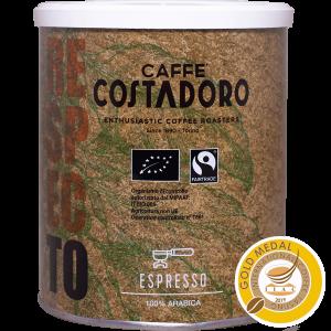 Caffè macinato per espresso Costadoro RespecTo