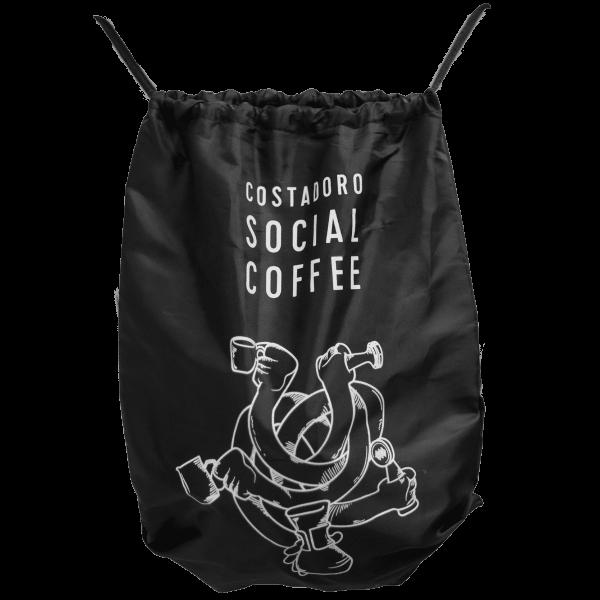 Sacchetta nera Costadoro Social Coffee