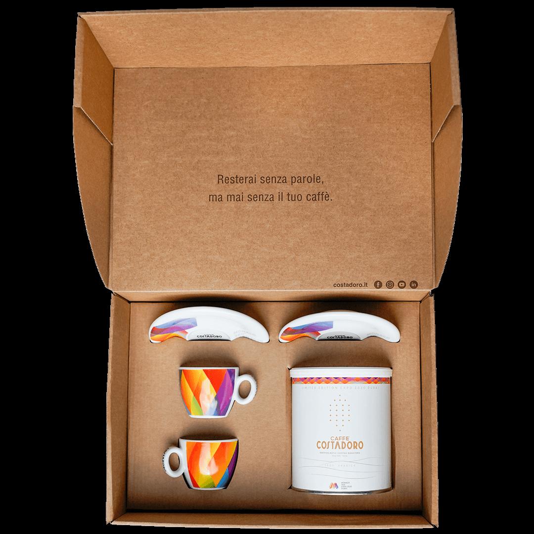 Gift Box Caffè per Due – Limited Edition Expo 2020 Dubai