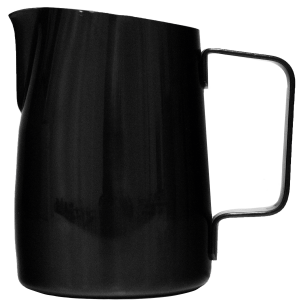 Lattiera Professionale - Jug Oblique EP 420 black