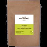 Monorigine caffe Brasile con un corpo pieno e sciropposo in grani per Espresso 250g