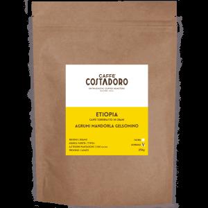 Monorigine Etiopia in grani per Espresso 250g