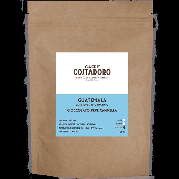 Monorigine Guatemala macinato Espresso 250g