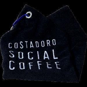 Panno microfibra costadoro social coffee