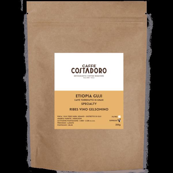 Etiopia Guji Specialty Coffee Espresso 250g