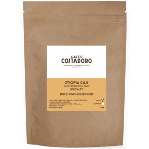 Etiopia Guji Specialty Coffee Filtro 250g