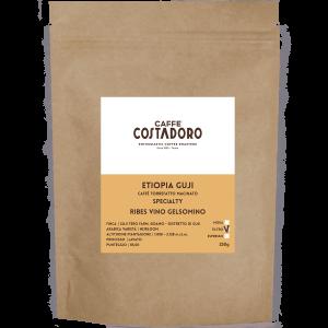 Specialty Coffee Etiopia Guji macinato Filtro 250g