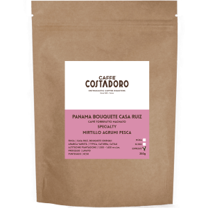 Specialty Coffee Panama Bouquete macinato Espresso 250g