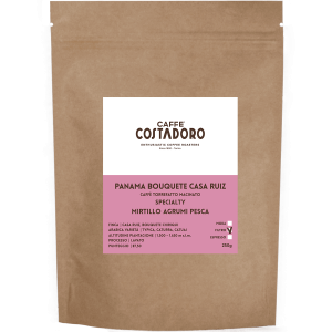 Specialty Coffee Panama Bouquete macinato Filtro 250g