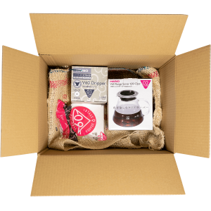 gift box brewing box costadoro