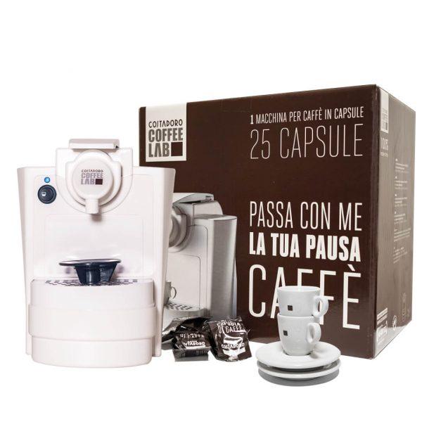 Kit macchina caffè Capitani